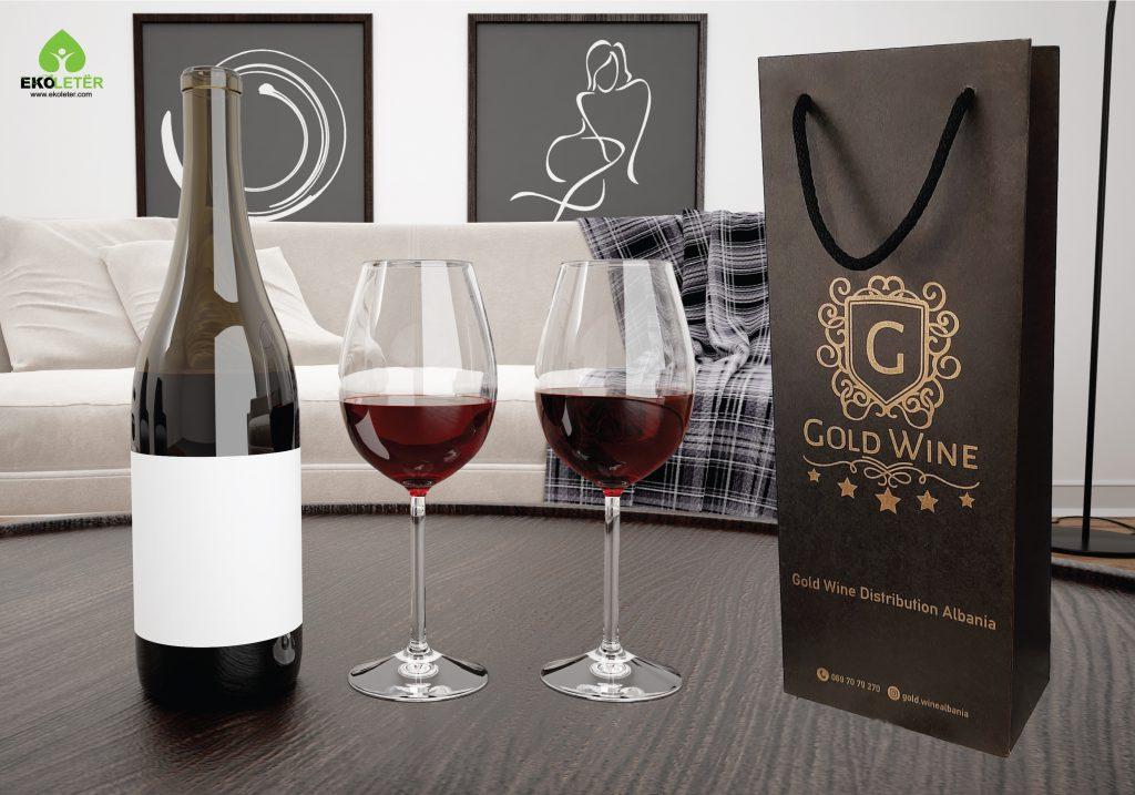 Gold-Wine
